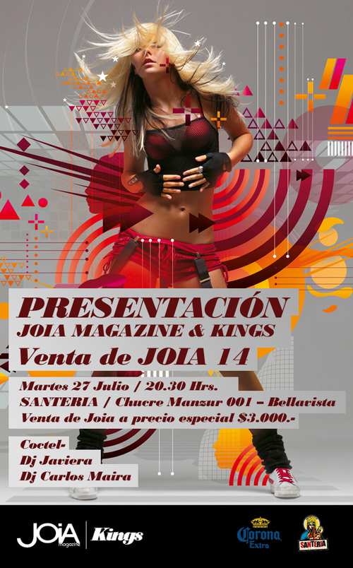 MAR/27/07 Presentación Joia Mag 1