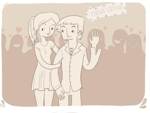 ¿Te enojas cuando jotean a tu pareja? 1