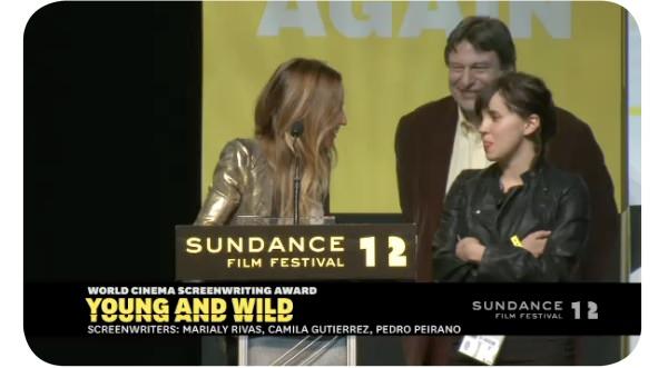 Chilenas en Sundance 1