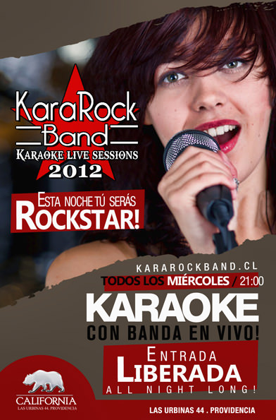 Karaoke Band en Grand California 3