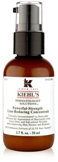 Kiehl's te regala Powerful-Strength Line-Reducing Concentrate, ideal para combatir las arrugas! 1