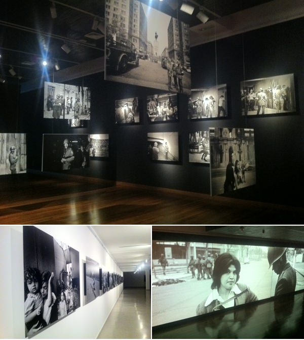 """""""Imágenes indelebles"""", las fotos de Koen Wessing en el GAM 1"""