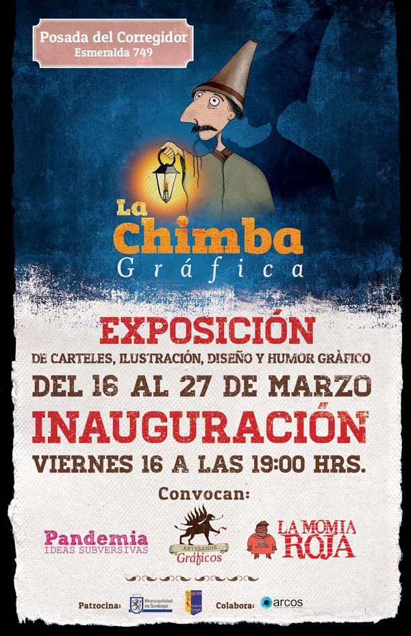 Exposición: La Chimba Gráfica 1