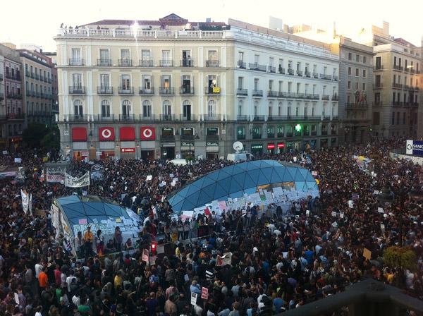 Democracia Real Ya: el ya histórico movimiento español 26