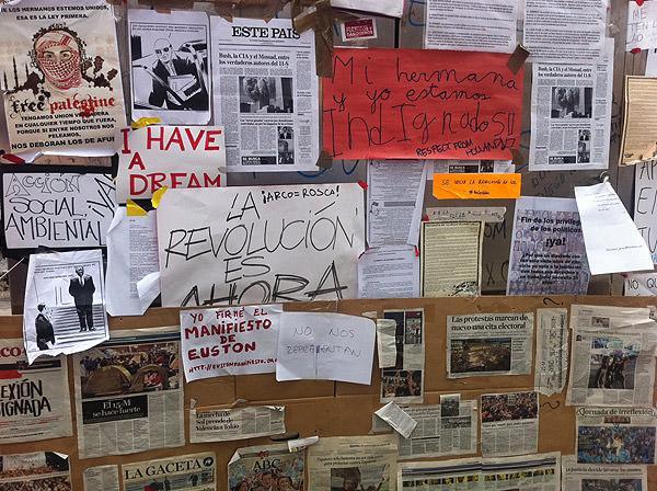 Democracia Real Ya: el ya histórico movimiento español 25