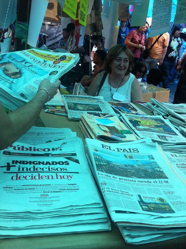 Democracia Real Ya: el ya histórico movimiento español 21