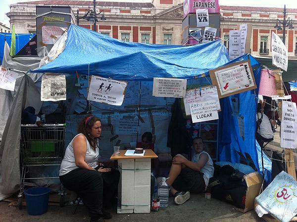 Democracia Real Ya: el ya histórico movimiento español 23