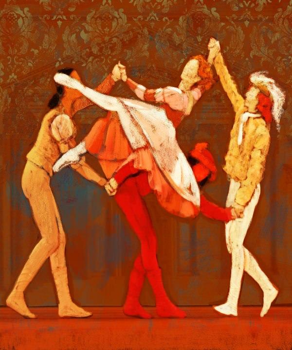 Ballet La Fierecilla Domada 1