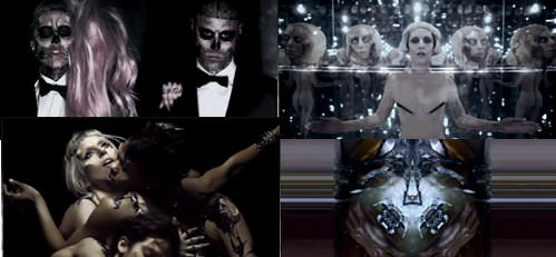 Born this way, nuevo video de Lady Gaga 1