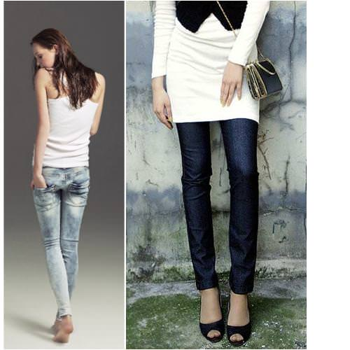 Amo los leggings jeans 1