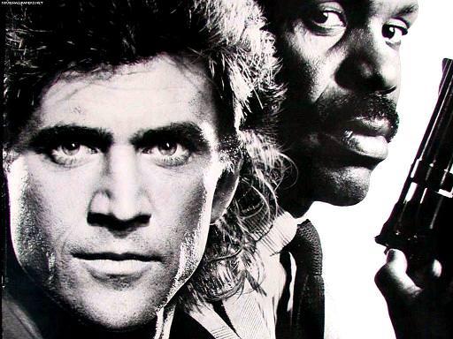 Parejas del cine: Murtaugh y Riggs de Lethal Weapon 1