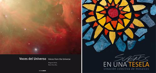 Gana un libro! Universo y mosaicos 1