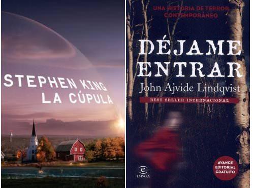 Libros: el terror, el terror 1