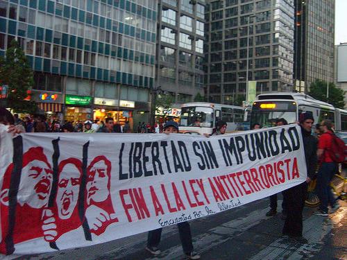 Mapuches en huelga de hambre 3