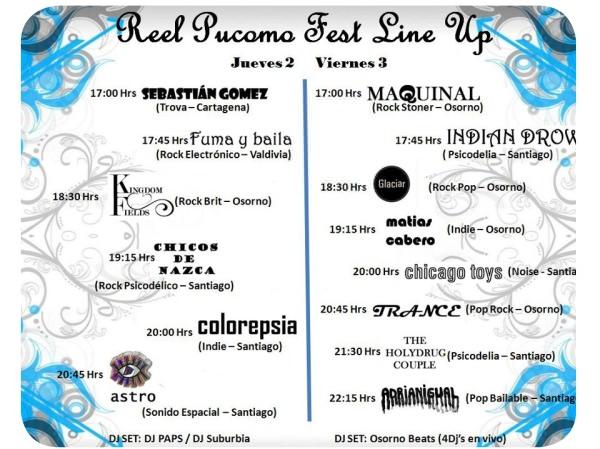 Pucomo Fest, festival de música en el sur 6