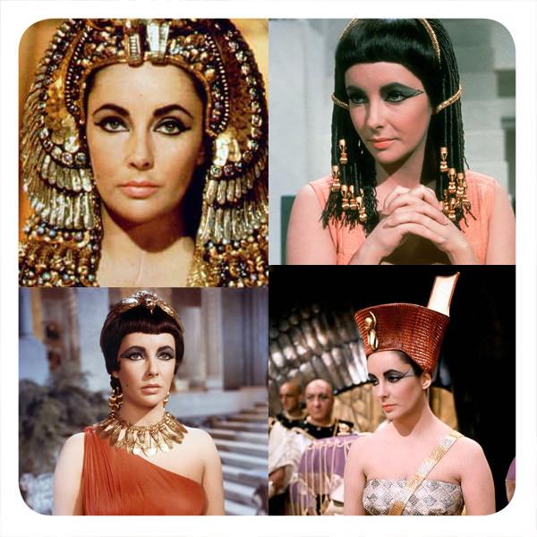 El look: Elizabeth Taylor en Cleopatra  1
