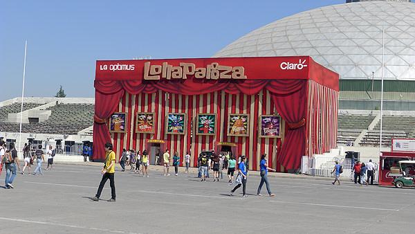 Apuntes día sábado 31 de marzo, Lollapalooza 2012 44