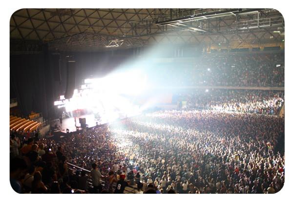 Apuntes día domingo 1 de abril, Lollapalooza 2012 1
