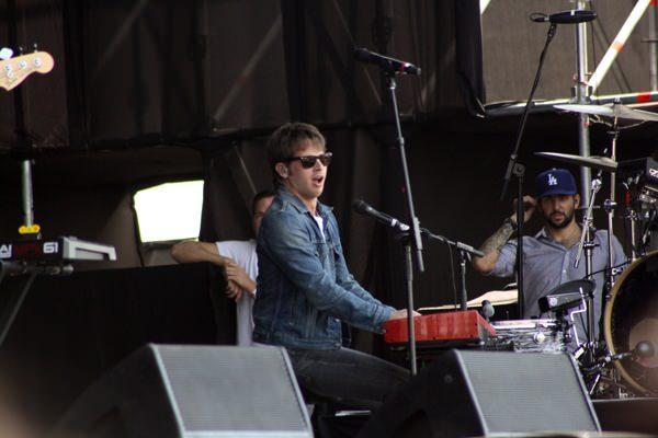 Apuntes día domingo 1 de abril, Lollapalooza 2012 2