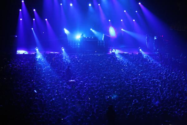 Apuntes día domingo 1 de abril, Lollapalooza 2012 13
