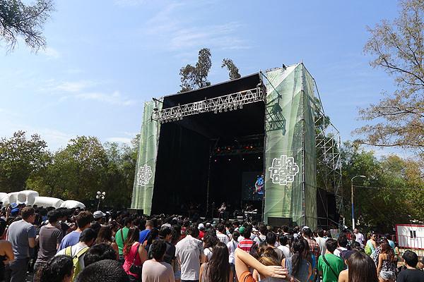 Apuntes día domingo 1 de abril, Lollapalooza 2012 16