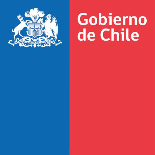 El nuevo-nuevo logo del gobierno de Chile 1