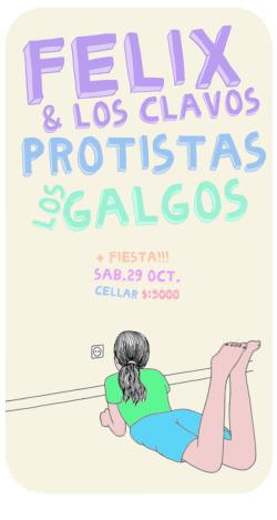 Los Galgos en Chile 3