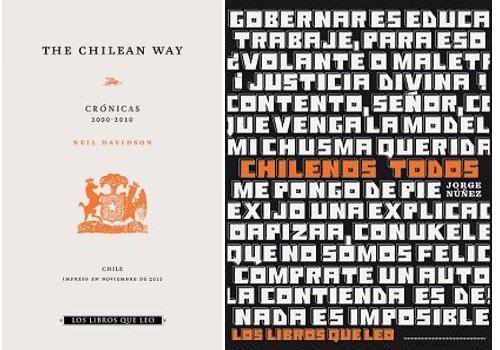 Concurso: Qué Leo regala The Chilean Way y Chilenos Todos 1