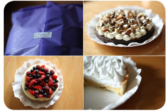 Los pasteles y tortas de Lu 1