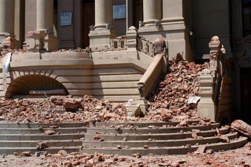 Daño patrimonial: Museo de Arte Contemporáneo 10