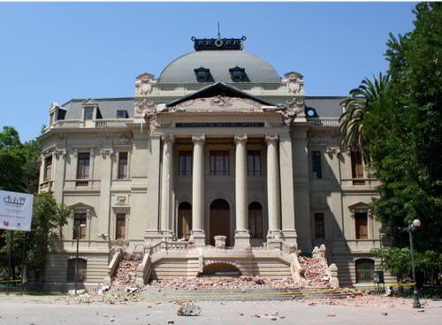 Daño patrimonial: Museo de Arte Contemporáneo 9