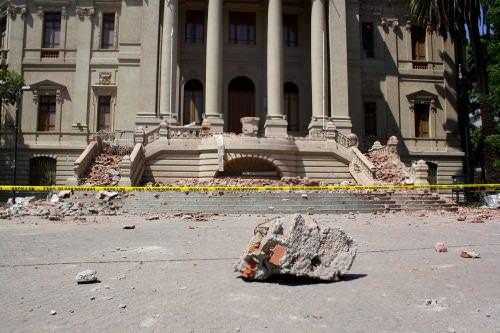 Daño patrimonial: Museo de Arte Contemporáneo 11