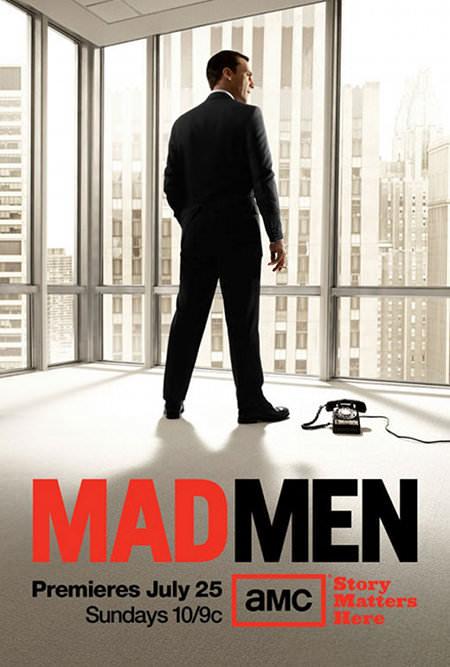 Ya comienza la cuarta temporada de Mad Men 3