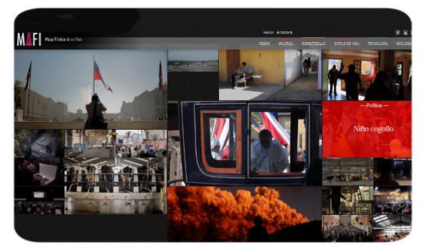 Mafi.tv: postales cinematográficas de Chile 1