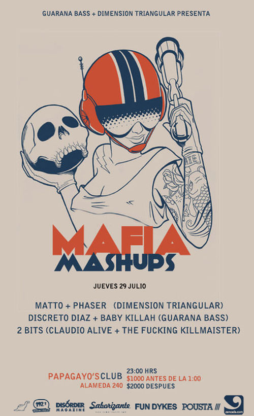 Mafia Mashups (Dimensión Triangular) 3