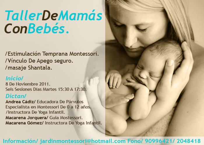 Taller de mamás con bebés 3