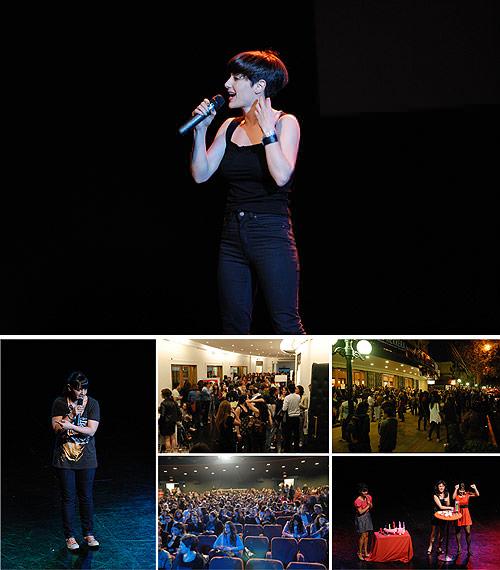 Malena Pichot en Teatro Oriente 1