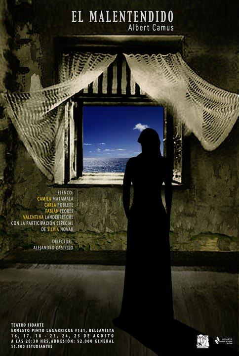 DOM/22/08 Teatro: El Malentendido 1