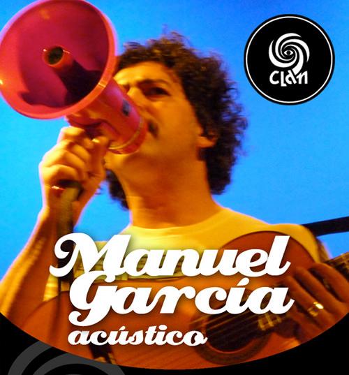 JUE/01/07 Manuel García en vivo 1