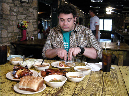 Man vs Food 2