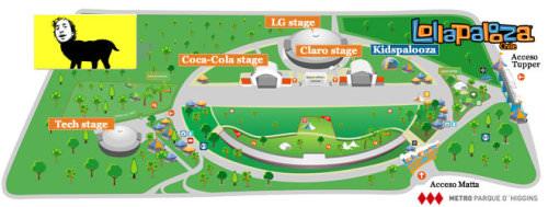 Los detalles del Festival Lollapalooza 3