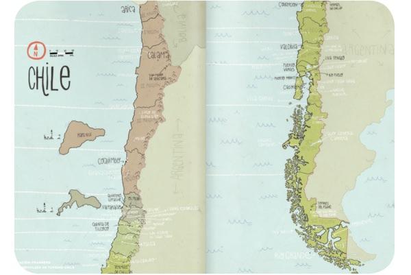 ¿Norte o sur? 3