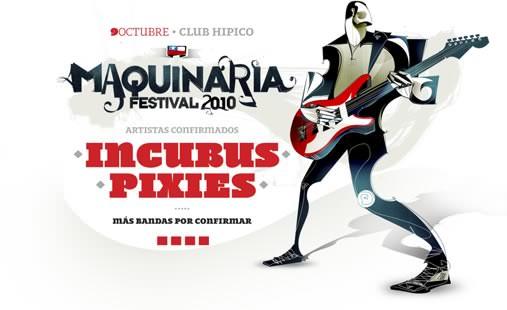 Hoy parte la venta de entradas para Pixies en Chile 2