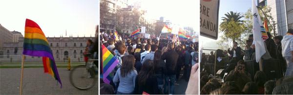 Notas sobre la marcha por la diversidad sexual 5