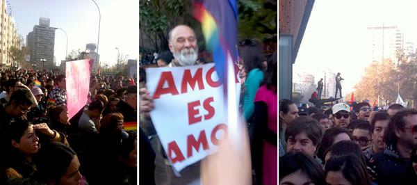 Notas sobre la marcha por la diversidad sexual 6