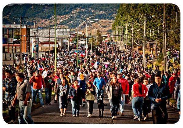 Puerto Aysén: La rabia de un pueblo 3
