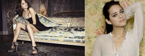 Marion Cotillard: mina 3