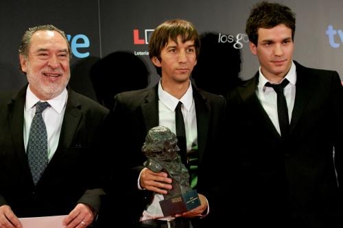 La Vida de los Peces ganó en los Premios Goya 2011! 1