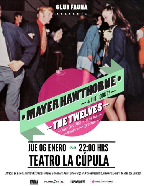 Impaciente: Ya llega Mayer Hawthorne! (y regalamos entradas) 1