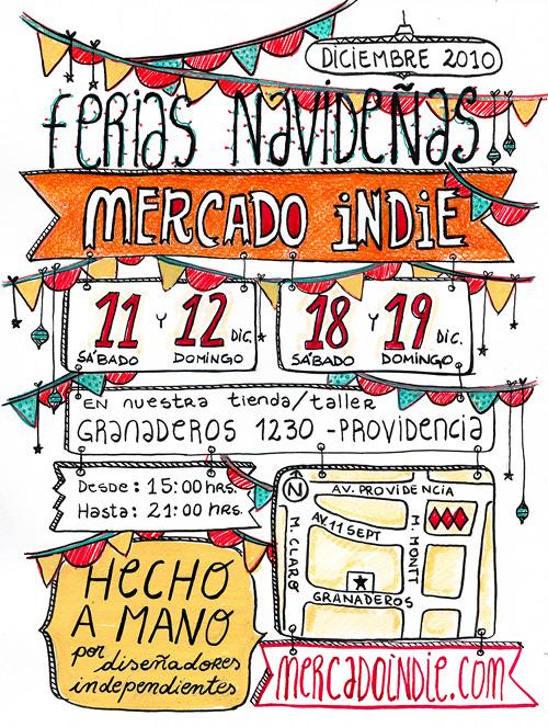 Mercado indie 1